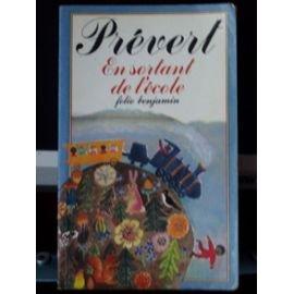 En sortant de l'ecole: J.Prevert