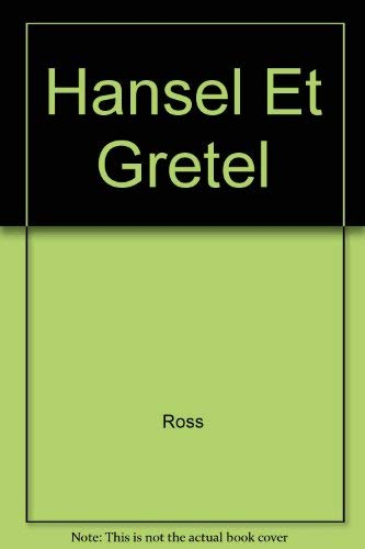 9782070392223: Hansel Et Gretel (French Edition)