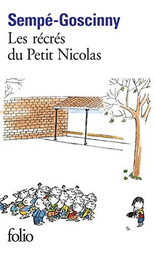 9782070392599: Les Récrés du petit Nicolas (Folio)