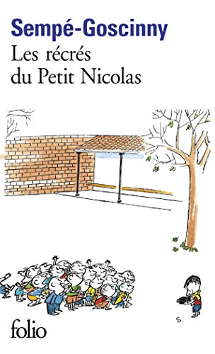 Les Recres Du Petit Nicolas (Folio) (French Edition) (2070392597) by Goscinny Sempe