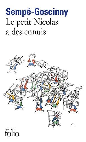 9782070392612: Le Petit Nicolas a Des Ennuis (Folio) (French Edition)