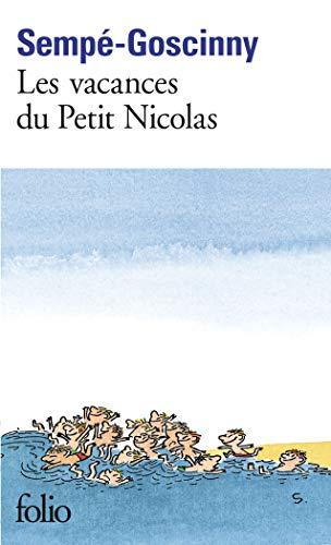 9782070392629: Les Vacances du petit Nicolas