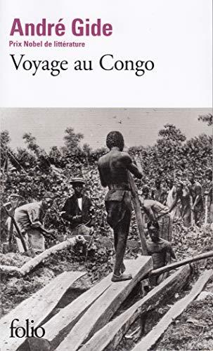 9782070393107: Voyage Au Congo (Folio)