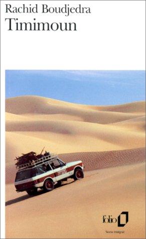 9782070393213: Timimoun (Folio) (French Edition)