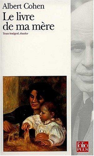 9782070393565: Le Livre de ma mère