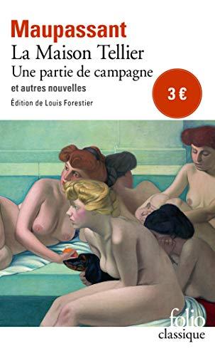 9782070394012: Maison Tellier (Folio (Gallimard)) (French Edition)
