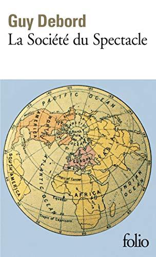 9782070394432: La societe du spectacle (Collection Folio)