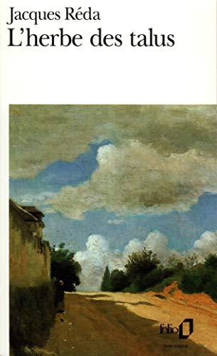9782070394517: l' Herbe Des Talus (Folio) (French Edition)