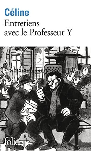 9782070394562: Entretiens avec le professeur Y