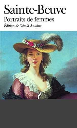 9782070394937: Portraits de Fem Sain Be (Folio (Gallimard)) (English and French Edition)