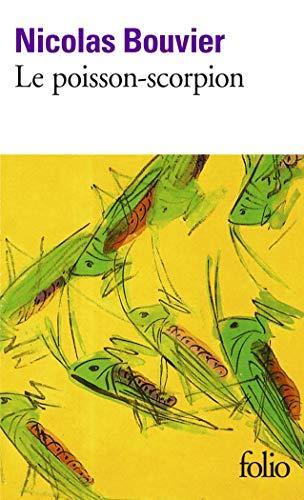 9782070394951: Le poisson-scorpion: A39495 (Folio)