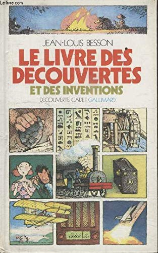 9782070395040: Le livre des découvertes et des inventions