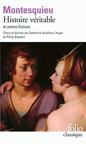 Hist Veritable Et Aut Fict (Folio (Gallimard)) (French Edition): Montesquieu