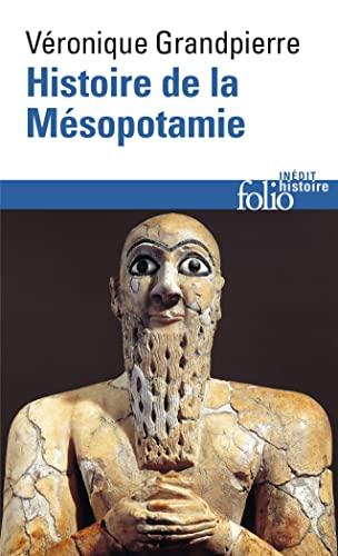 9782070396054: Histoire de La Mesopotamie (Folio Histoire) (English and French Edition)