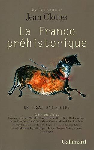 9782070396108: La france préhistorique (French Edition)