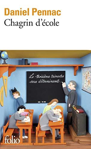 9782070396849: Chagrin d'école (Folio)