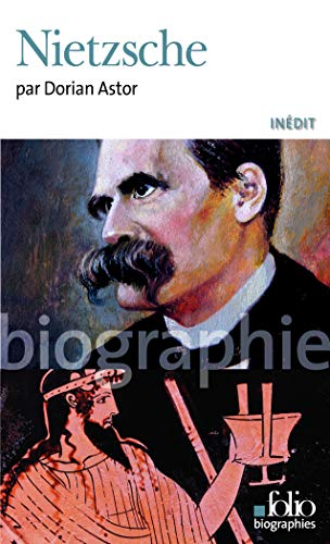 9782070398980: Nietzsche: A39898 (Folio Biographies)