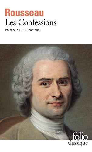 9782070399697: Les Confessions (Folio (Gallimard))
