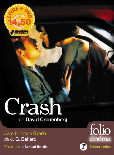 9782070399895: Crash DVD (Folio Cinema DVD) (French Edition)