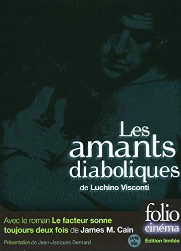 9782070399918: Les amants diaboliques : Le facteur sonne toujours deux fois - Edition limitée ( poche + DVD du film)