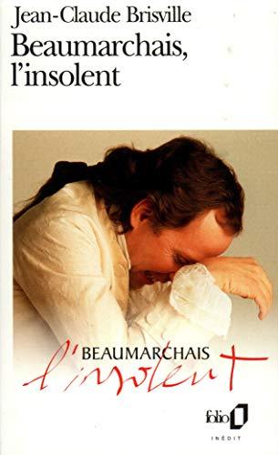 9782070400355: Beaumarchais, l'insolent (Folio)