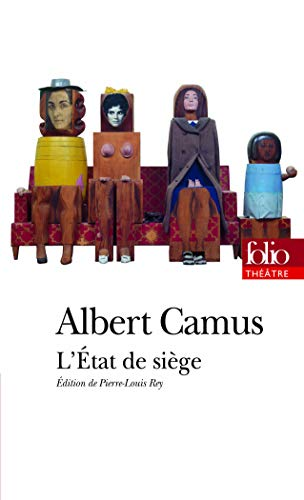 9782070400362: Etat de Siege (Folio Theatre) (English and French Edition)