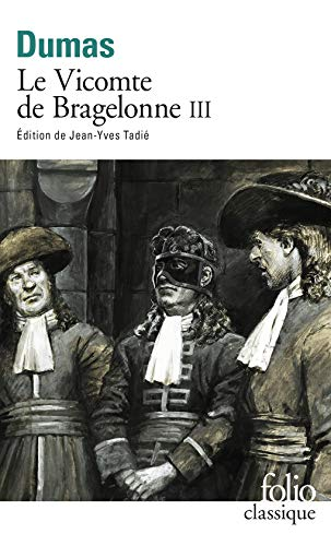 9782070400539: Vicomte de Bragelonne (Folio (Gallimard)) (French Edition)