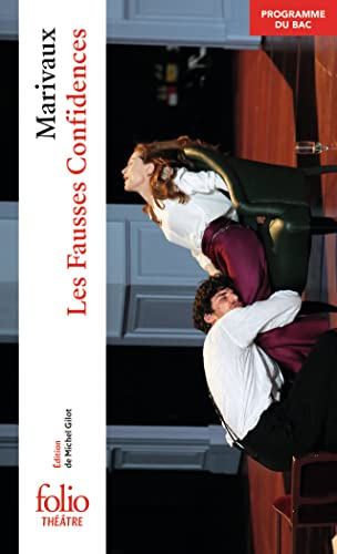 9782070400577: Les Fausses Confidences (Collection Folio/Theatre) (French Edition)