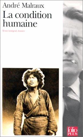 9782070400652: La Condition Humaine, texte int�gral, dossier