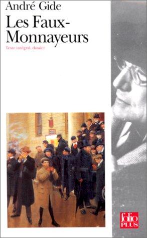 9782070400829: Les faux-monnayeurs (Folio Plus)