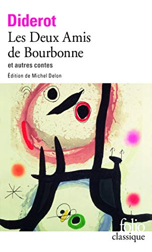 Deux Amis de Bourbon Et (Folio (Gallimard)): Diderot, Denis