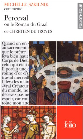 9782070401703: Perceval Ou Le Graa Fo (Foliotheque) (English and French Edition)