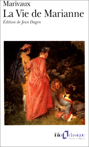 9782070402212: La Vie de Marianne (Folio Classique)