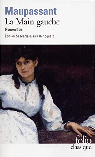 9782070402311: Main Gauche (Folio (Gallimard)) (English and French Edition)