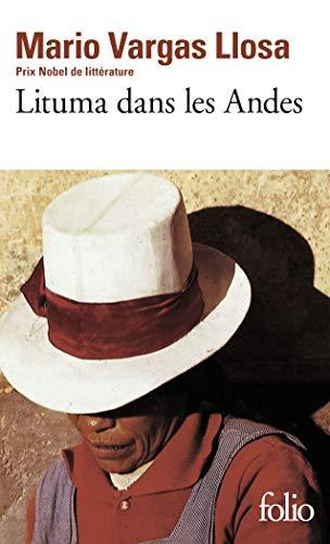 9782070403363: Lituma dans les Andes