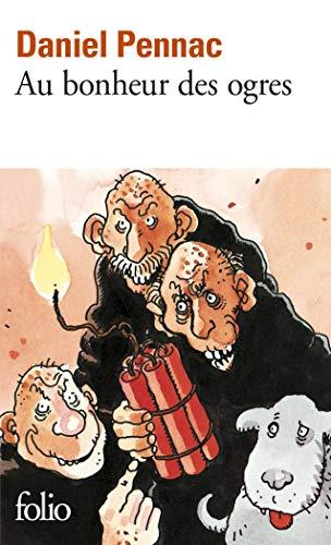 9782070403691: Au bonheur des ogres