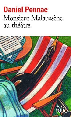 Monsieur Malaussene Au Theatre (Folio): Pennac, Daniel