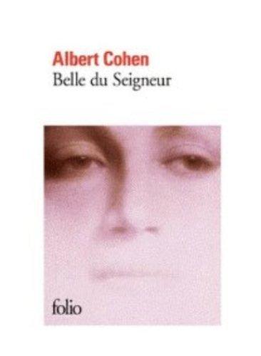 9782070404605: Belle Du Seigneur Etui (Folio) (English and French Edition)