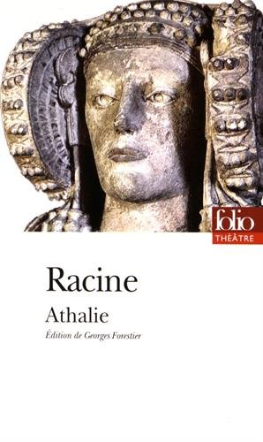 9782070404803: Athalie (Folio Theatre) (English and French Edition)