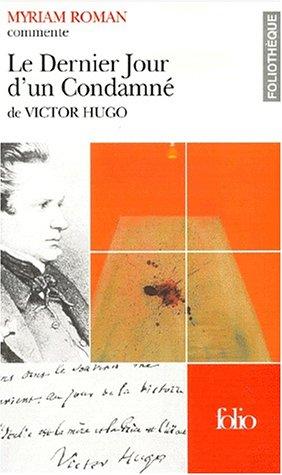 9782070405138: Dernier Jour D Un Co Fo (Foliotheque) (French Edition)