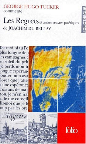 Regrets Et Autr Fo Th (Foliotheque) (French: Joachim Du Bellay