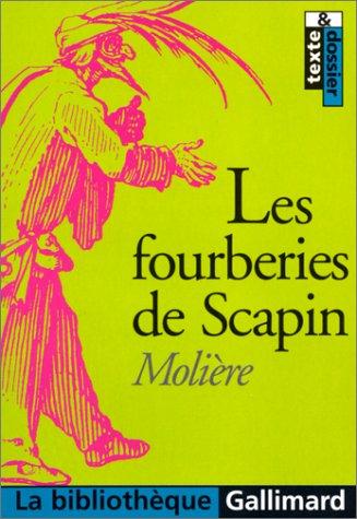 9782070405282: Les Fourberies de Scapin