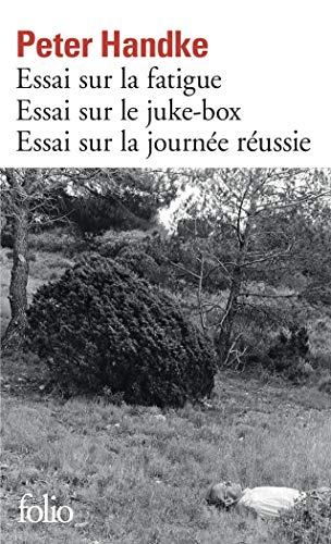 9782070405695: Essai Sur Fatigue Essai (Folio) (French Edition)