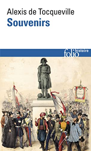 9782070405725: Souvenirs Tocqueville (Folio Histoire) (English and French Edition)
