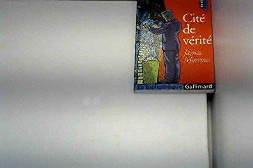 Cité de vérité (207040577X) by Morrow