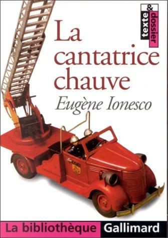 9782070405787: LA Cantatrice Chauve (French Edition)