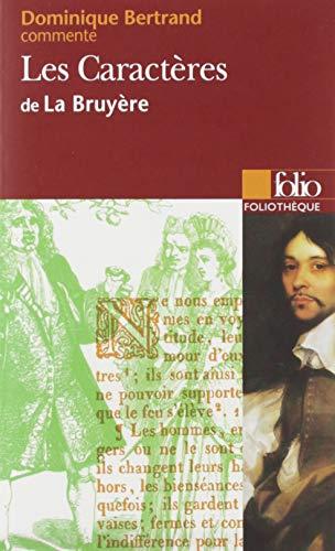 9782070405893: Les Caract�res de La Bruy�re