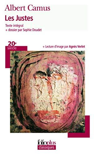 9782070406067: Les Justes: Pièce en cinq actes (Folioplus classiques)
