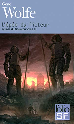 9782070406920: Epee Du Licteur (Folio Science Fiction) (English and French Edition)