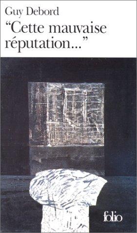 9782070407002: Cette Mauvaise Reputati (Folio) (French Edition)